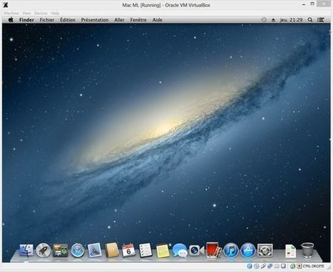 Comment installer OS X sur votre PC avec VirtualBox ? | Time to Learn | Scoop.it