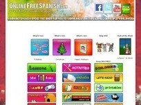 Free Spanish Lessons & Games! | ClickSchooling | Spanish 1 | Scoop.it