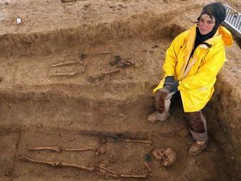 More on Gaul warriors unearthed at 2,300-year-old site | Histoire et archéologie des Celtes, Germains et peuples du Nord | Scoop.it