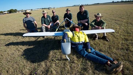 Drone finds dummy 'bushwalker' in world-first | The Robot Times | Scoop.it