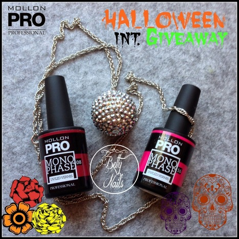 Betty Nails: 2 Mollon Pro Monophase Gel Polishes GIVEAWAY (Int) | Betty Nails | Scoop.it