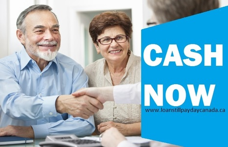 Installment Loans Canada with Easy Online Mode And 100% Safe Option | Loans till Payday Canada | Scoop.it