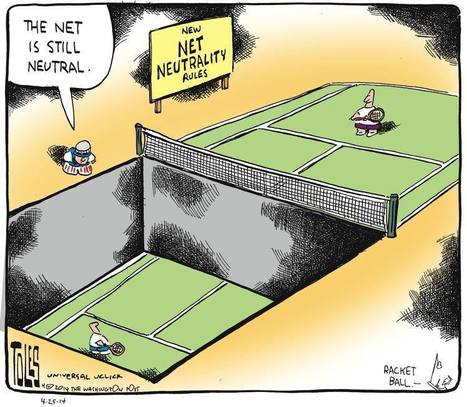 Why #NetNeutrality Matters to Higher Ed – ProfHacker - Blogs - The Chronicle of Higher Education | PEDAGOGY | Scoop.it