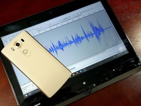 Creating content: the state of smartphone noise reduction in 2016 - Pocketnow | #CMIHECS | Scoop.it
