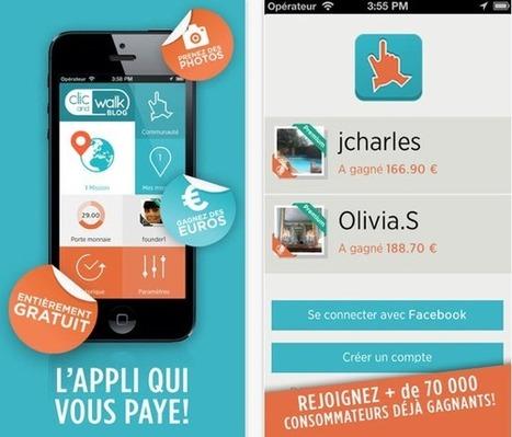 Clic and Walk : [La Start-Up française de la Semaine] | Le Zinc de Co | Scoop.it