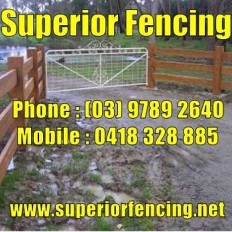 Mornington Peninsula Fencing | Australian Small Businesses | Scoop.it