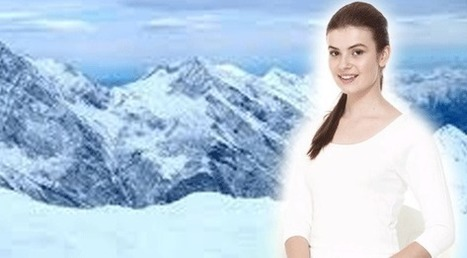 Get the thermals: Perfect winter garments | Thermal Wear | winter clothes | Scoop.it