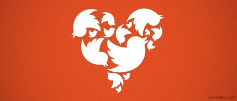 Blog: 8 ways charities should leverage Twitter | The Charitable Sector | Scoop.it