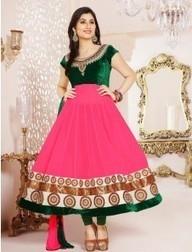 Royal Anarkalis Online, Online Partywear Anarkalis | Saloni Fashions | Ashiana HomesNoida | Scoop.it
