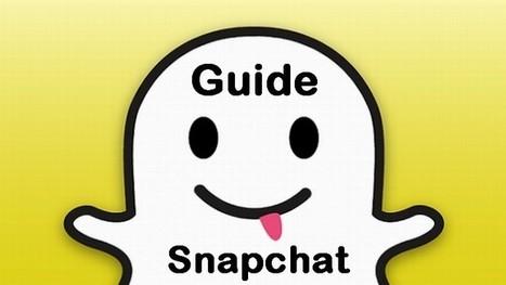 Guide Snapchat : les astuces, tutoriels et actualités - Geek Junior - | Souris verte | Scoop.it