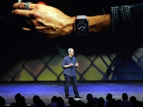 Tim Cook names the next big frontiers for Apple: The home, the car, and health | Digital-Tech Notes | Scoop.it