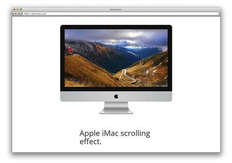 18 Examples Of Mind-blowing Scrolling Effects #websitedesign   WebsiteDesign   Scoop.it