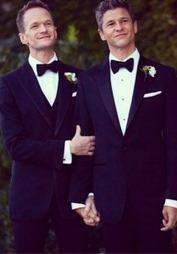Hollywood Actor Neil Patrick Harris Marries His Boyfriend - Music212   CLOVER ENTERPRISES ''THE ENTERTAINMENT OF CHOICE''   Scoop.it