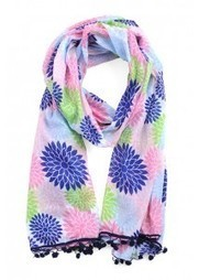 Starfish Pink Scarf | Women's Fashions Now Online | Scoop.it