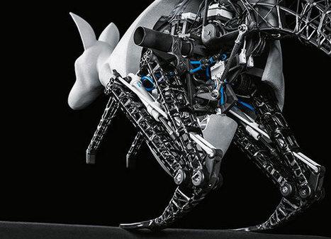 Un kangourou artificiel pour faire avancer la robotique industrielle | Ressources pour la Technologie au College | Scoop.it