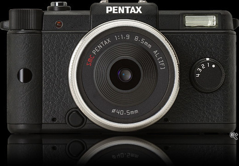 Pentax Q Hands-on Preview | Photography Gear News | Scoop.it