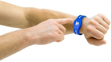 Royal Caribbean testing charge for RFID wristbands: Travel Weekly | RFID | Scoop.it