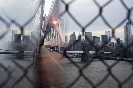 New York City Photographed Through a Glass Prism | EXTRASIDE | Scoop.it