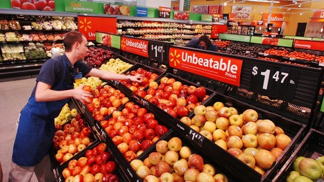 Are Grocery Stores Doomed? Study Shows More Shoppers Buying Food At Target, Walmart, Pharmacies | Forbes | CALS in the News | Scoop.it