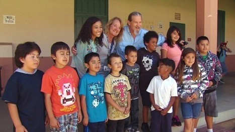 Jeff Bridges: I dream of a United States with 'no kid hungry' - CNN (blog) | childhood hunger | Scoop.it