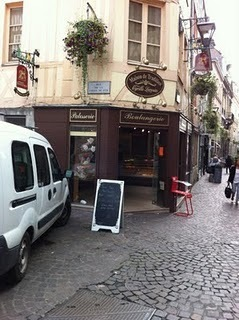 Le sandwich de la rue Saint-Nicolas | Café, pousse-café, l'addition ! | Rouen | Scoop.it