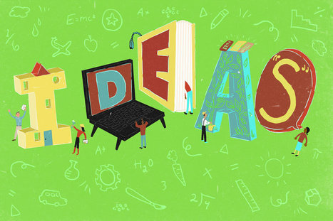 'Ideas': A New Series From NPR Ed | Great Teachers + Ed Tech = Learning Success! | Scoop.it