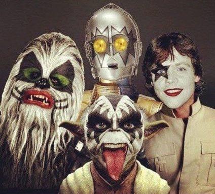 Star Wars Kiss | Guerre stellari | Scoop.it