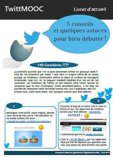 Livret d'accueil | Tout savoir sur Twitter | Scoop.it