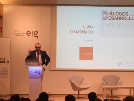 Patrocinio de Lo Monaco en diálogos para el desarrollo   Lo Monaco   Scoop.it