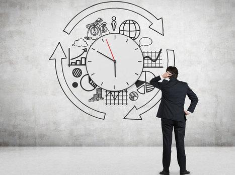 Las etapas de la vida profesional | Orientación laboral | Scoop.it