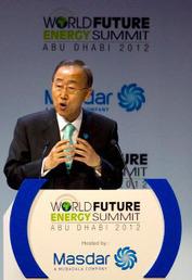 Ban Ki Moon Talks Big About Future Energy | Sustainable Futures | Scoop.it