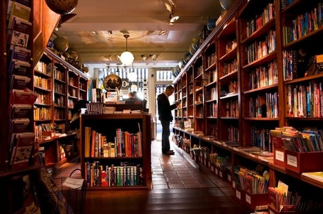 Are eBooks Destroying Bookselling Culture?   Digital content   Scoop.it