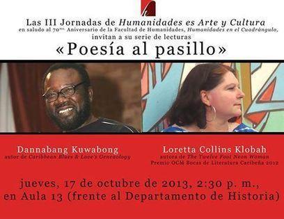 Poesía al Pasillo: Poetry Reading Series at UPR   Repeating Islands   DIFUSION CULTURA   Scoop.it