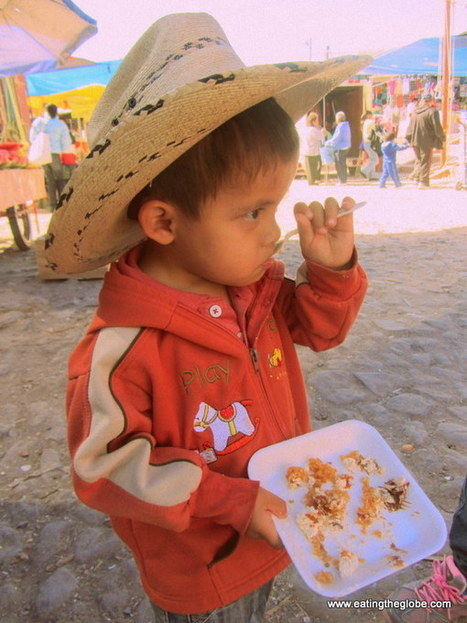 The El Tianguis Tuesday Market In San Miguel de Allende, Mexico-What TripAdvisor Doesn't Tell You - Eating The Globe-Food and Travel   San Miguel De Allende   Scoop.it