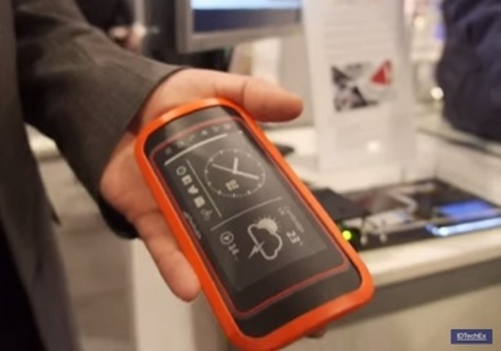 Wearables – Des écrans e-ink, LCD et Oled flexibles (vidéo) | Internet du Futur | Scoop.it