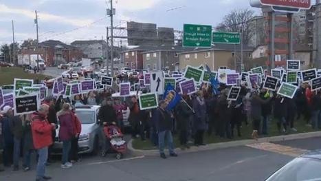 Nova Scotia teachers to start work-to-rule job action next Monday | NovaScotia News | Scoop.it