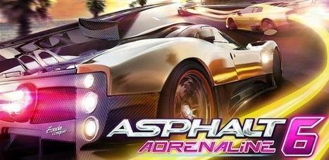 Asphalt 6: Adrenaline v1.3.3 | Android Fans | Scoop.it