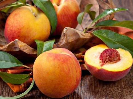 Amazing Health Benefits Of Peaches | Global Insights | Scoop.it