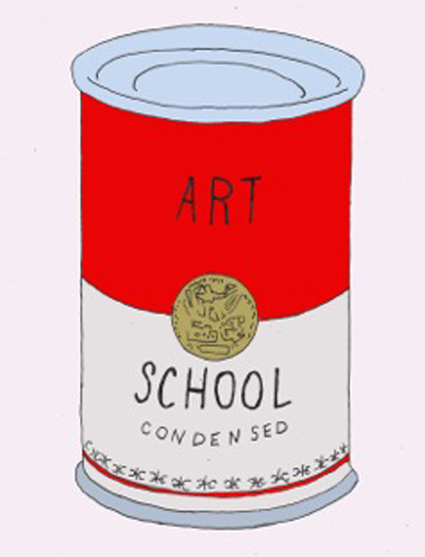 Guerilla Academia: art education without accreditation – Art in Odd Places | Music education XXI century | Scoop.it