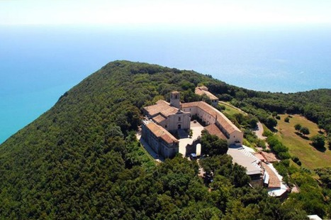 Holidays in Le Marche: monasteries and abbeys make room for pleasure-seeking travellers | Le Marche another Italy | Scoop.it