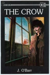Comic Review: The Crow by James W. O'Barr. How do you quote William Makepeace Thackeray in a comic and make it look cool?? | Comic Book Reviews | Scoop.it