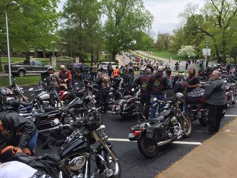 Hundreds of vets travel by motorcycles to ceremony in Point Lookout | Muscle Bikes of America | Scoop.it