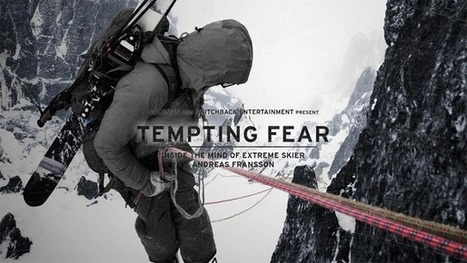 Tempting Fear - Salomon Freeski TV S06E07 | Freeride passion, a lifestyle, a state of mind | Scoop.it