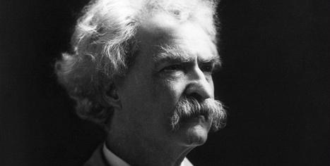Pourquoi Mark Twain a-t-il menti sur son pseudo? | Merveilles - Marvels | Scoop.it