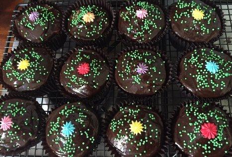 Recipe: vegan chocolate cupcakes - Standard Issue | Vegan Food | Scoop.it
