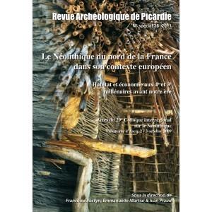 Parution : Numéro 28 - 2011 - Revue Archéologique de Picardie   World Neolithic   Scoop.it