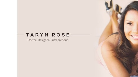 Taryn Rose is back in the shoe business — this time with a 'revolutionary' high heel - Bizwomen   Innovative Products   Scoop.it