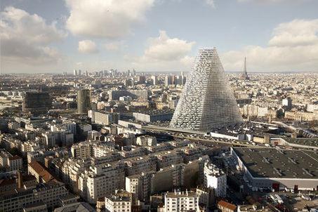 La tour Triangle: un projet inadéquat pour Paris | Géographie : les dernières nouvelles de la toile. | Scoop.it