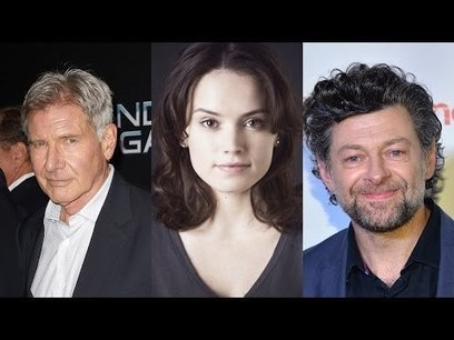 Star Wars Episode VII Cast Announced! | Staged | Scoop.it