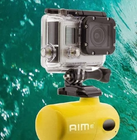 AIMe Robot for Cameras to help you Capture a wide Range of Photographs | Digital Camera World | Scoop.it